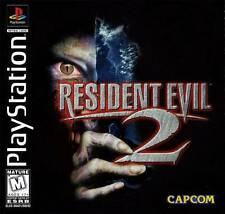 Resident Evil 2 - PS1 PS2 Playstation Game