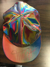 Michael J Fox Back to the FUture Autographed Signed Hat COA