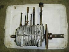 1970 Ski Doo Alpine 399 Crankcase Crankshaft Connecting Rods Bottom End