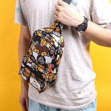 A Bathing Ape Bape Baby Milo Camo Crossbody Chest Bag Messenger Shoulder Bags