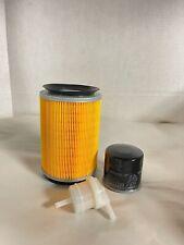 Oil, Fuel & Air Filter Kit For Daihatsu Japanese Mini Trucks - S81P