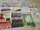 24+New+Yorker+Magazine+covers+only+from+1980s%C2%A0+great+condition+frameable