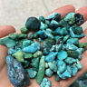 Turquoise Ore Crushed Gravel Stone Chunk Lots Degaussing Discover Accessories