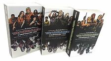 The Walking Dead Complete Compendium Series Books 1 2 3 Graphic Horror Novel Set