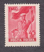 POLAND 1951 MNH SC#SC#501  1 May - Labour Day