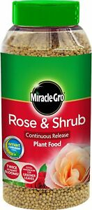 Miracle-Gro Rose & Shrub Shaker Continuous Release 1kg Slow Release