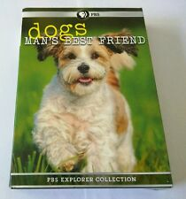 PBS Explorer Collection: Dogs - Man's Best Friend (DVD, 2011, 4-Disc Set)