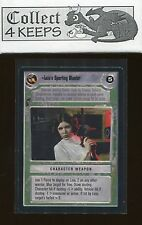 Star Wars Ccg Premiere Limited Bb: Leia's Sporting Blaster (Swccg)