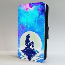 Little Mermaid Star Sky Amazing Disney FLIP PHONE CASE COVER for IPHONE SAMSUNG