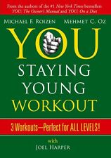 New DVD YOU:Staying Young Workout Roizen Mehmet Oz