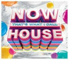 Now That's What I Call House 0888751320628 by Various Artists CD
