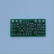 More details for harmonic percolator pcb circuit board diy guitar effects pedal free uk p&p