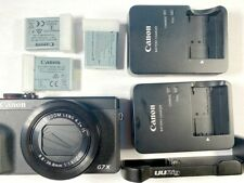 Canon PowerShot G7 X Mark III - Black.  Great condition, perfect for vlogging!