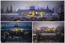 Fallout 76 Tesla Shotgun Weapon Tesla Schrotflinte Waffen PS4