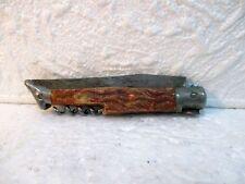 Couteau de poche Laguiole avec tire-bouchon