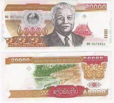 Laos 20000 20,000 Kip P 36 2002 UNC Lao