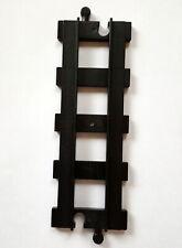 Lego Duplo Schiene Eisenbahn gerade schwarz für Schiebezüge 1 Stück 14