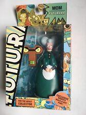 Futurama Mom Action Figure with Roberto Exclusive part Toynami