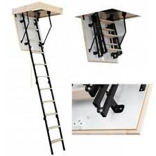 Bodentreppe Speichertreppe Gedämmte Dachbodentreppe U=1,22 W/m2K Termo Metall