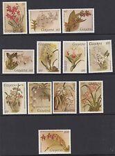 GUYANA:1985 Reichenbachia (issue 5)   SG1620-4+1627-34 MNH