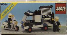 NEW Lego Classic Town 6684 Police Patrol Squad l LEGOLAND Sealed