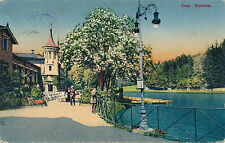 AK  aus Graz, Hilmteich, Steiermark  (B15)