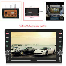 9inch 2.5D Car MP5 Android 9.1 GPS Player Audio radio Bluetooth Touch Screen USB
