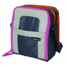 New Infantino Fresh Squeezed Stay Cool Cooler Bag for Baby Food and Baby Milk