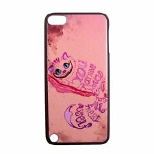 Alice in Wonderland Cheshire Cat Quote Hard Case Cover for iPod Touch 5 5th gen