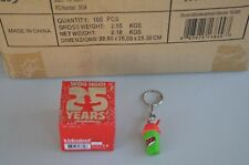 (Lot of 100) The Simpsons: 25th Anniversary Keychains - Squishee