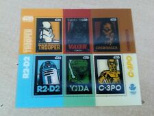 stamp star wars made in spain