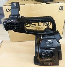 New Canon C100 Camcorder boxed Dual Pixel AF
