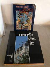 [nice-cote-d'azur]/HISTOIRE DE NICE et du pays /DE L'HOTEL-PALAIS EN RIVIERA /EO