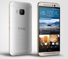 """5"""" HTC One M9 32GB 3GB RAM GPS NFC 20MP 4G LTE Débloqué Téléphone Argenté"""