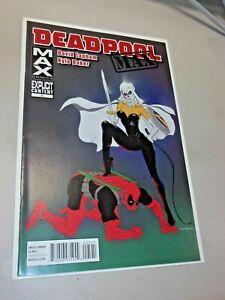 DEADPOOL MAX #5 1st PRINT 1ST Appearance of FEMALE TASKMASTER