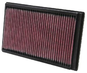 K&N Hi-Flow Performance Air Filter 33-2270 fits MINI Cooper S 1.6 (R50,R53), ...