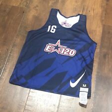 Nike Motion Reversible Tank Youth M Jersey 2017 Msrp $65.00