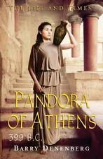 Pandora of Athens, 399 B. C. by Barry Denenburg (NEW - HARDBACK)