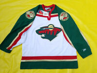 New with Tags Minnesota Wild Jersey Extra Large ADULT mens XL NHL MEN Pro Player