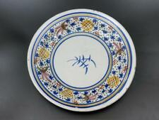 British Polychrome Tin-Glazed plate Early 18th Century