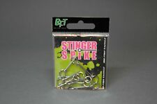 BFT Big Fish Tackle - Pike - Stinger Spike - medium - 30mm - 10 Stück - neu!
