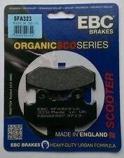 Honda SCV110 / NHX110 Lead (2008 to 2009) EBC FRONT Organic Brake Pads (SFA323)