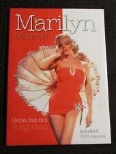 2012 MARILYN MONROE Gone But Not Forgotten Book & 6 Postcards VF+ 8.5