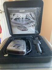 New listing Escort Passport 8500 Radar Detector