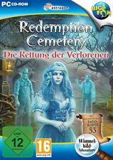 REDEMPTION CEMETERY * DIE RETTUNG DER VERLORENEN * WIMMELBILD-SPIEL  PC CD-ROM