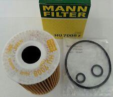 VW Crafter / Multivan motore olio filtro KIT 03L115562 Mann Hummel hu7008z