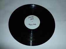 "JUNIOR JOCK - Thrill me - UK 2-track 12"" Vinyl DJ Promo"