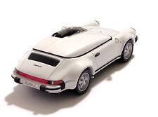 PORSCHE 911 CARRERA SPEEDSTER RACE - 1987 - SCALA 1:43 - Dea