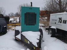 35kw Onan Generator, Only 4,555.0 Hours- Diesel- Buyer arranges carrier