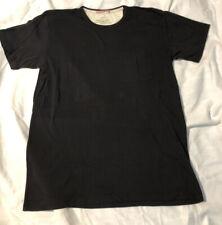 Apolis Global Citizen Organic Cotton T Shirt Black Tees Size M